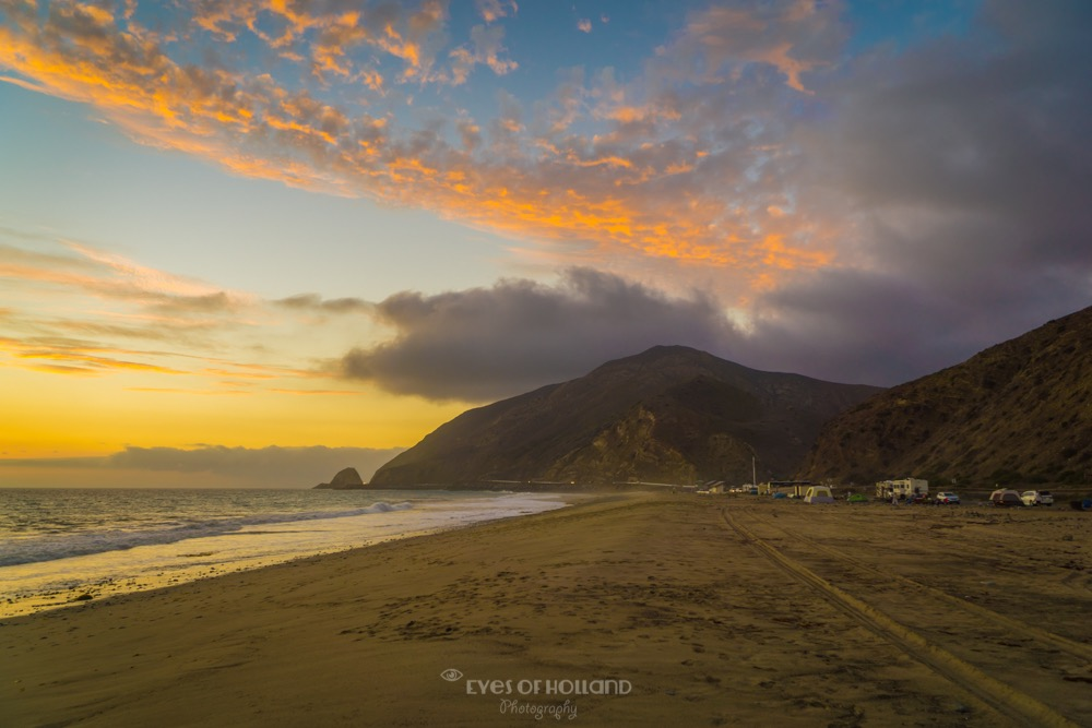 campground point Mugu